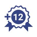 Extended warranty +12 months - Bosch PDE/UIS